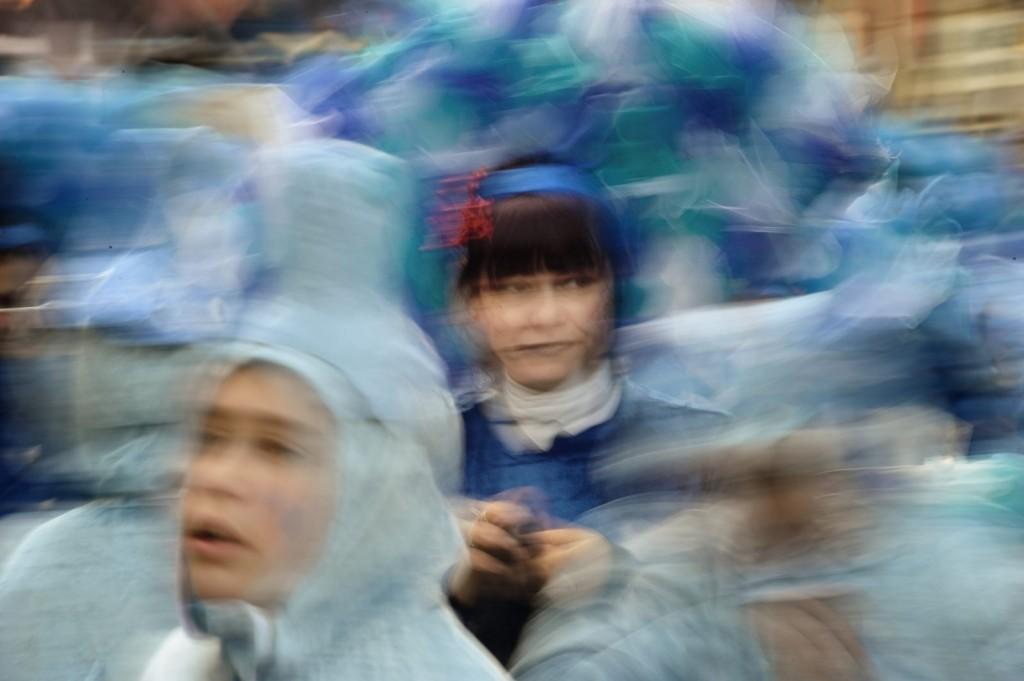 Carnevale, Foiano della Chiana, mosso, movimento, bambini
