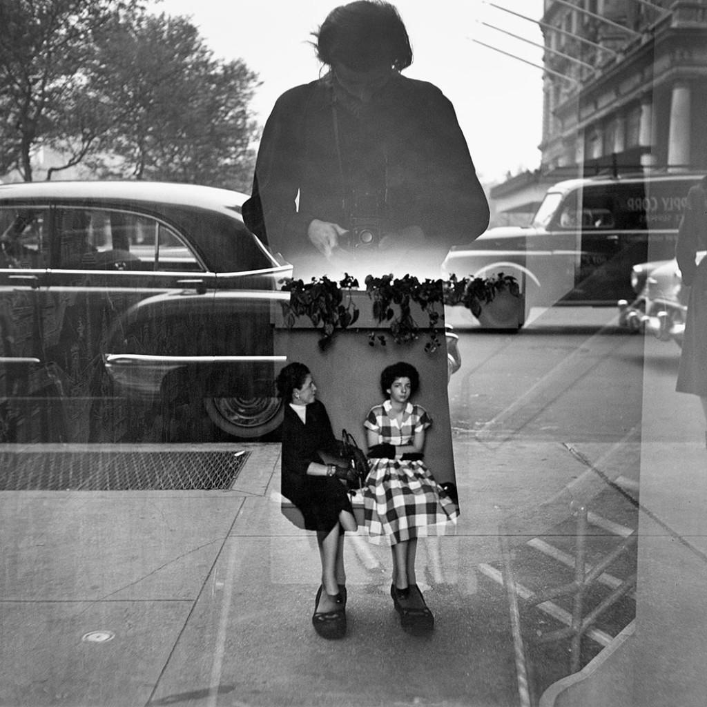 Vivian Maier fotografa photographer Edoardo Agresti street