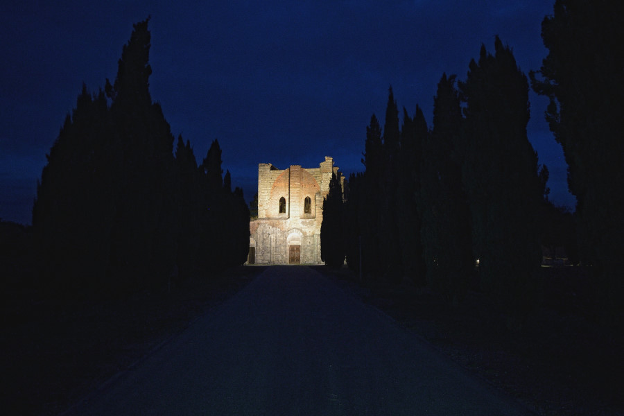 San Galgano night, matrimonio, fotografia, fotografo, wedding, photographer, best, location, venue, San Galgano, luxury, notte, Chiusdino