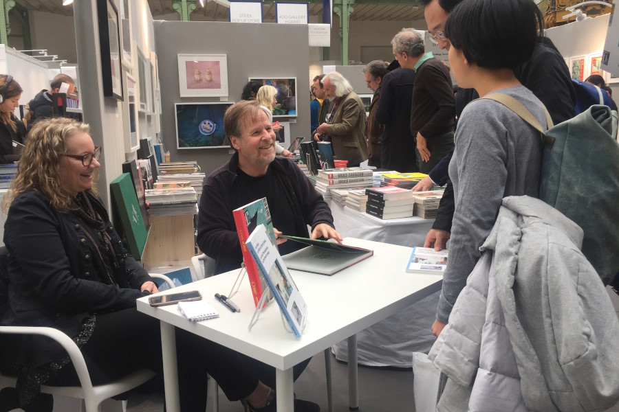 Paris Photo 2016, Book Signing: Alex and Rebecca Webb