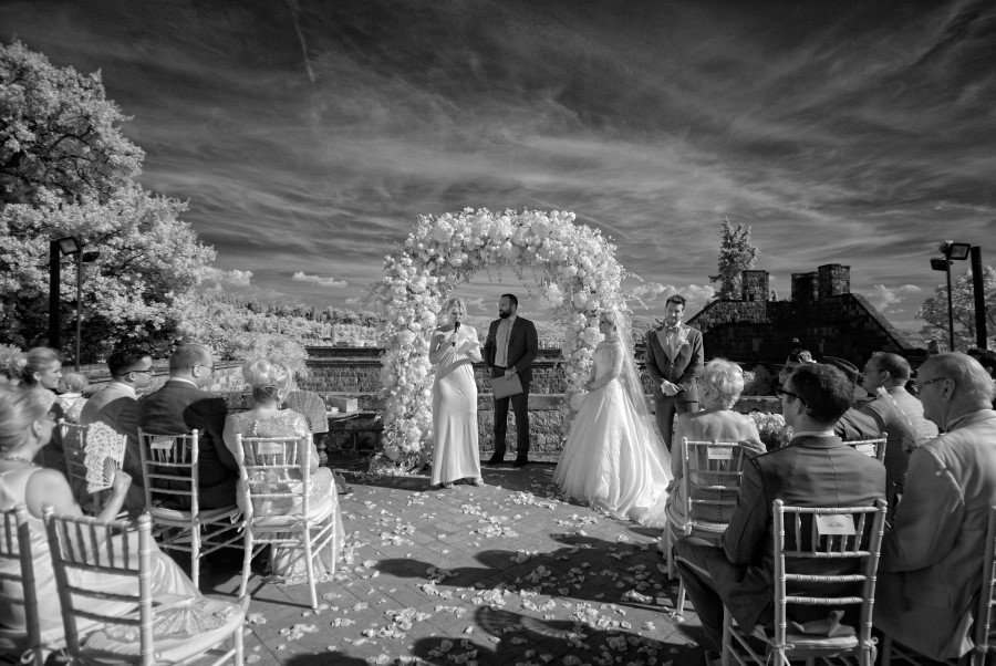 Matrimonio, Castello di Vincigliata, Wedding, Best Photographer, Firenze, Florence, Heidi, Sugababe, Luxury, Villa San Michele, Fiesole, Infrared
