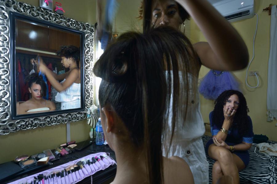Mis Quince, L'Avana, Cuba, reportage, fotografia, quinceniera