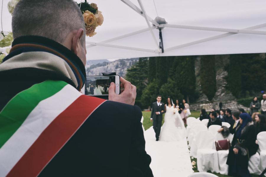 Matrimonio al Castello di Arco, Lago di Garda, Garda Lake wedding, Fotografo di matrimonio, wedding photographer, best, fotografia, Arco, Riva del Garda, sindaco