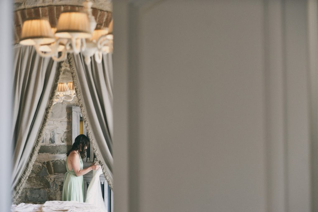 Matrimonio, Villa Le Fontanelle, Firenze, Fotografo, best wedding photographer, Florence, Tuscany, luxury, stunning, bridesmaid