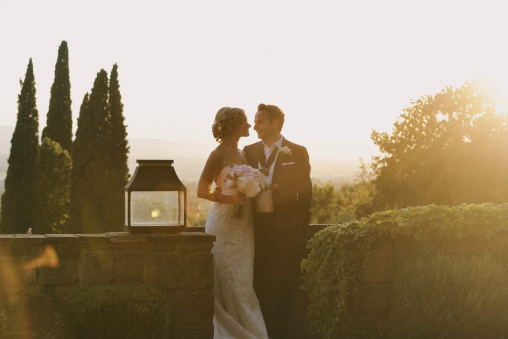 Matrimonio, Villa Le Fontanelle, Firenze, Fotografo, best wedding photographer, Florence, Tuscany, luxury, stunning, inspiration, sunset