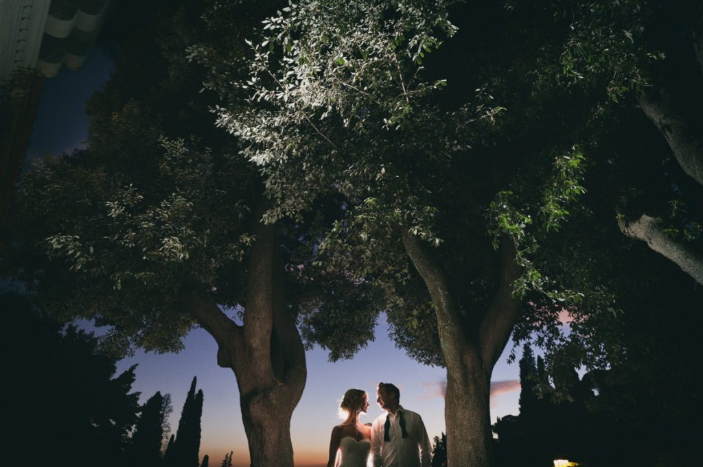 Matrimonio, Villa Le Fontanelle, Firenze, Fotografo, best wedding photographer, Florence, Tuscany, luxury, stunning, inspiration, sunset, blu hour, silhouette