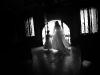Luci e ombre sposa e damigella - Fotografia di matrimonio