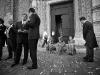 All'uscita della chiesa - Venezia - Fotografia di matrimonio