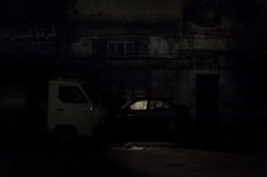 GAZA BLACKOUT, foto di Gianluca Panella
